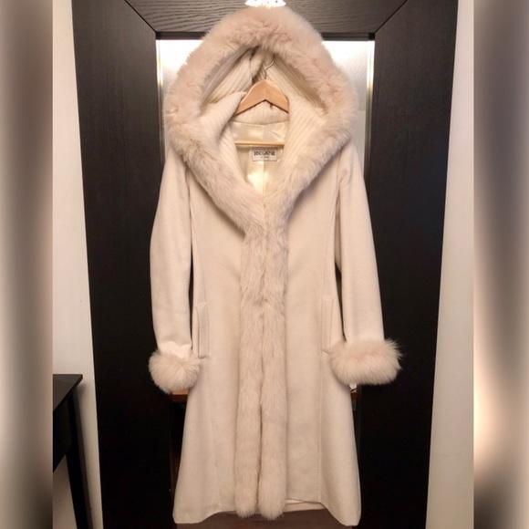 Dino Gaspari Jackets & Blazers - 100% Mink Fur Coat & Angora Headband Accessory